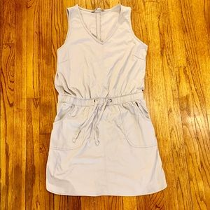 North Face Grey Sporty Dress